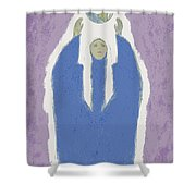 Peacekeeper Shower Curtain