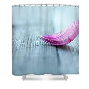 Peony Petals Shower Curtain