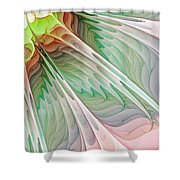 Petals Shower Curtain