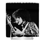 Phil Lynott Shower Curtain