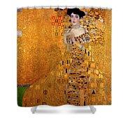 Portrait Of Adele Bloch-bauer Shower Curtain