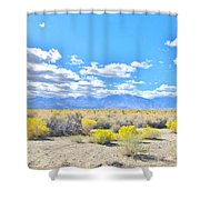 Pure Country Shower Curtain