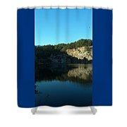 Quarry Summer Shower Curtain