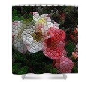 Quince Toyo Nishiki Shower Curtain