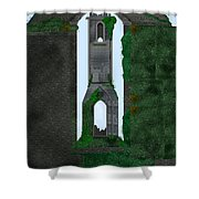 Quint Arches In Ireland Shower Curtain