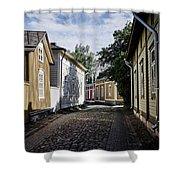 Rauma Old Town Shower Curtain