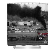 Rebel Outlaw Shower Curtain