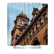 Richmond Virginia Architecture Shower Curtain