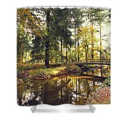 River Shower Curtain