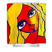 Romy Isobella Shower Curtain