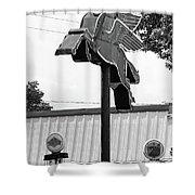Route 66 - Rolla Missouri Shower Curtain