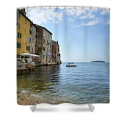Rovinj Shower Curtain