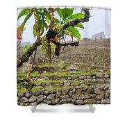 Ruins Of  Machu Picchu Shower Curtain