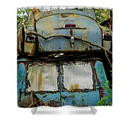 Rusted Series Shower Curtain