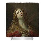 Saint Mary Magdalene Shower Curtain