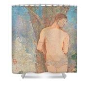 Saint Sebastian Shower Curtain