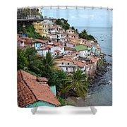 Salvador Da Bahia - Brazil Shower Curtain