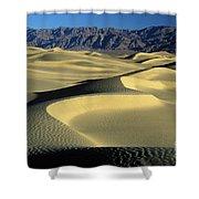 Sand Dunes Shower Curtain