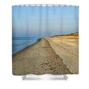 Sandy Neck Beach Shower Curtain