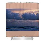 Santa Barbara Coast Shower Curtain