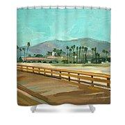 Santa Barbara Shower Curtain