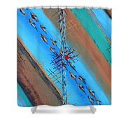 Santa Fe Exposure Shower Curtain