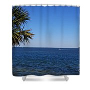 Sarasota Bay Shower Curtain