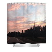 Scenery Photography  Shower Curtain