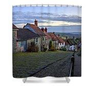 Shaftesbury - England Shower Curtain