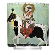 Shah Jahan (1592-1666) Shower Curtain