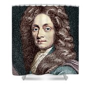 Sir Christopher Wren, Architect Shower Curtain