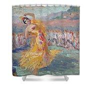 Spain Dancer Shower Curtain