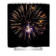 Spritz Shower Curtain