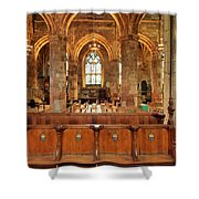 St Giles' Cathedral, Edinburgh Shower Curtain