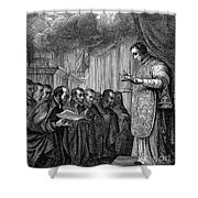St. Ignatius Loyola Shower Curtain