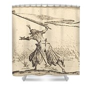 Standard Bearer Shower Curtain