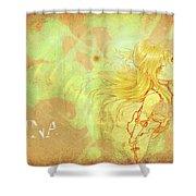 Sword Art Online Shower Curtain