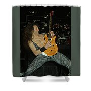 Ted Nugent Shower Curtain
