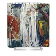 The Bewitched Mill Shower Curtain