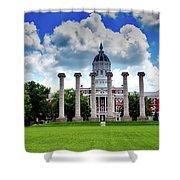 The Francis Quadrangle - University Of Missouri Shower Curtain