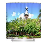 The Henry B. Plant Museum Tampa Fl Shower Curtain