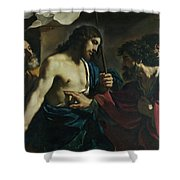 The Incredulity Of Saint Thomas Shower Curtain