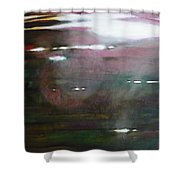 The Parallel World Shower Curtain