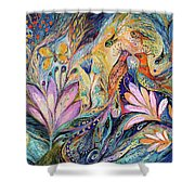 The Sea Song Shower Curtain