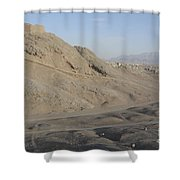 Towers Of Silence, Iran Shower Curtain