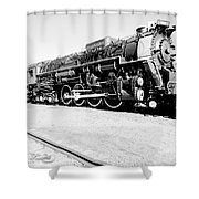 Train Engine #2732 Shower Curtain