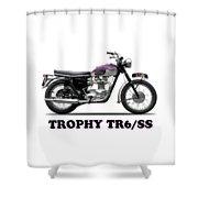 Triumph Trophy Shower Curtain