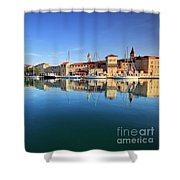 Trogir Shower Curtain