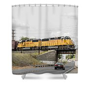 Up9912 Shower Curtain