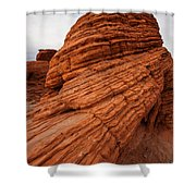 Valley Of Fire State Park Beehives Shower Curtain